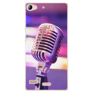 Plastové puzdro iSaprio - Vintage Microphone - Sony Xperia Z2