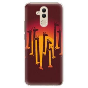 Plastové puzdro iSaprio - Giraffe 01 - Huawei Mate 20 Lite