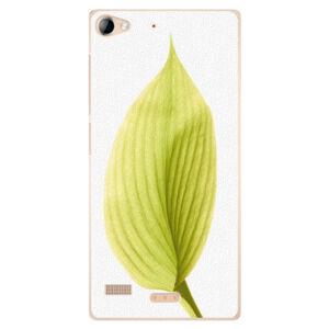 Plastové puzdro iSaprio - Green Leaf - Sony Xperia Z2