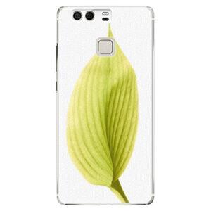 Plastové puzdro iSaprio - Green Leaf - Huawei P9
