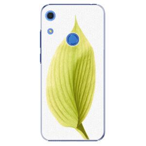 Plastové puzdro iSaprio - Green Leaf - Huawei Y6s