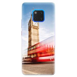 Silikónové puzdro iSaprio - London 01 - Huawei Mate 20 Pro