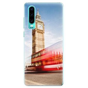 Plastové puzdro iSaprio - London 01 - Huawei P30