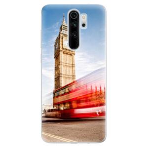 Odolné silikónové puzdro iSaprio - London 01 - Xiaomi Redmi Note 8 Pro