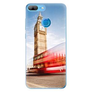 Odolné silikónové puzdro iSaprio - London 01 - Huawei Honor 9 Lite