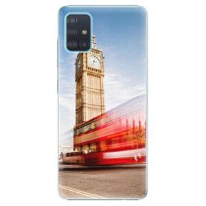 Plastové puzdro iSaprio - London 01 - Samsung Galaxy A51