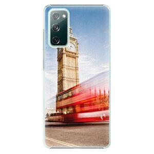 Plastové puzdro iSaprio - London 01 - Samsung Galaxy S20 FE