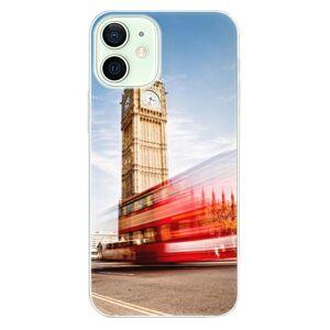 Odolné silikónové puzdro iSaprio - London 01 - iPhone 12