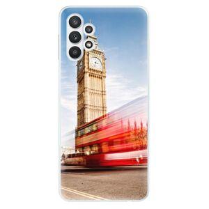 Odolné silikónové puzdro iSaprio - London 01 - Samsung Galaxy A32 5G
