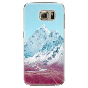 Plastové puzdro iSaprio - Highest Mountains 01 - Samsung Galaxy S6 Edge Plus