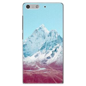 Plastové puzdro iSaprio - Highest Mountains 01 - Huawei Ascend P7 Mini