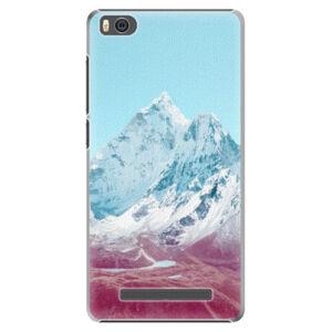 Plastové puzdro iSaprio - Highest Mountains 01 - Xiaomi Mi4C