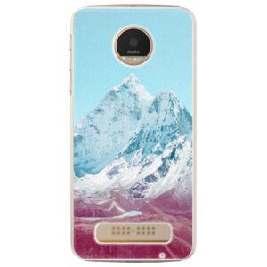Plastové puzdro iSaprio - Highest Mountains 01 - Lenovo Moto Z Play