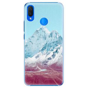 Plastové puzdro iSaprio - Highest Mountains 01 - Huawei Nova 3i