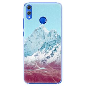 Plastové puzdro iSaprio - Highest Mountains 01 - Huawei Honor 8X