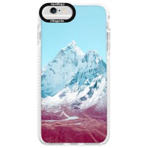 Silikónové púzdro Bumper iSaprio - Highest Mountains 01 - iPhone 6 Plus/6S Plus