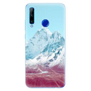 Odolné silikónové puzdro iSaprio - Highest Mountains 01 - Huawei Honor 20 Lite