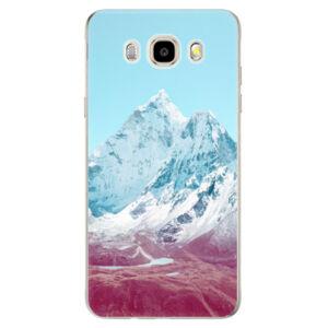 Odolné silikónové puzdro iSaprio - Highest Mountains 01 - Samsung Galaxy J5 2016