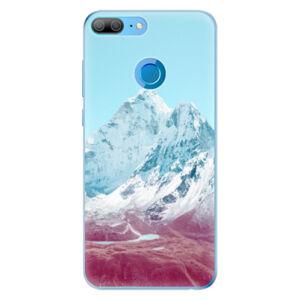 Odolné silikónové puzdro iSaprio - Highest Mountains 01 - Huawei Honor 9 Lite