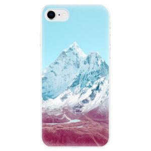 Odolné silikónové puzdro iSaprio - Highest Mountains 01 - iPhone SE 2020