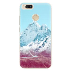 Odolné silikónové puzdro iSaprio - Highest Mountains 01 - Xiaomi Mi A1