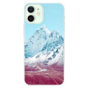 Odolné silikónové puzdro iSaprio - Highest Mountains 01 - iPhone 12 mini