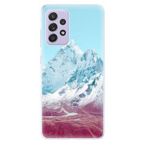 Odolné silikónové puzdro iSaprio - Highest Mountains 01 - Samsung Galaxy A52/A52 5G