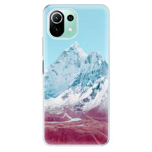 Odolné silikónové puzdro iSaprio - Highest Mountains 01 - Xiaomi Mi 11 Lite