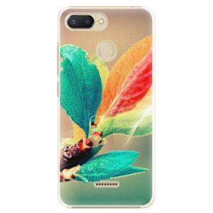 Plastové puzdro iSaprio - Autumn 02 - Xiaomi Redmi 6