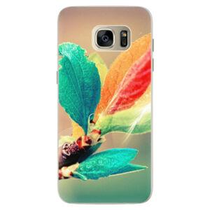 Silikónové puzdro iSaprio - Autumn 02 - Samsung Galaxy S7 Edge