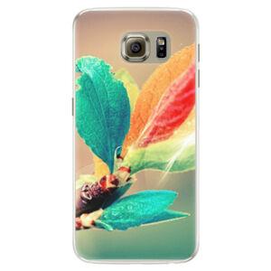 Silikónové puzdro iSaprio - Autumn 02 - Samsung Galaxy S6 Edge