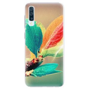 Plastové puzdro iSaprio - Autumn 02 - Samsung Galaxy A50