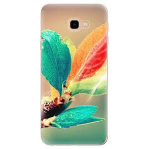 Odolné silikónové puzdro iSaprio - Autumn 02 - Samsung Galaxy J4+