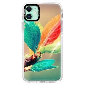 Silikónové puzdro Bumper iSaprio - Autumn 02 - iPhone 11