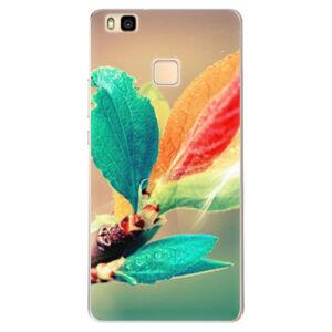 Odolné silikónové puzdro iSaprio - Autumn 02 - Huawei Ascend P9 Lite