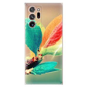 Odolné silikónové puzdro iSaprio - Autumn 02 - Samsung Galaxy Note 20 Ultra