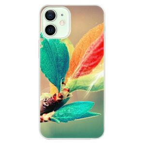 Odolné silikónové puzdro iSaprio - Autumn 02 - iPhone 12 mini