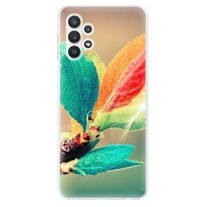 Odolné silikónové puzdro iSaprio - Autumn 02 - Samsung Galaxy A32