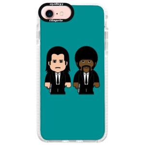 Silikónové púzdro Bumper iSaprio - Pulp Fiction - iPhone 7