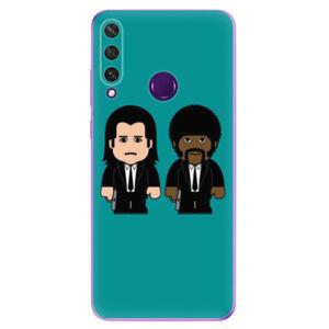 Odolné silikónové puzdro iSaprio - Pulp Fiction - Huawei Y6p