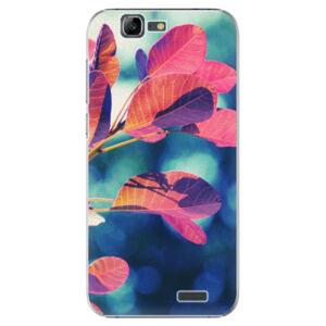 Plastové puzdro iSaprio - Autumn 01 - Huawei Ascend G7