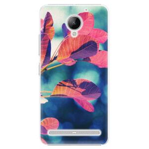 Plastové puzdro iSaprio - Autumn 01 - Lenovo C2