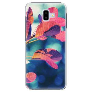Plastové puzdro iSaprio - Autumn 01 - Samsung Galaxy J6+