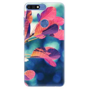 Silikónové puzdro iSaprio - Autumn 01 - Huawei Honor 7C
