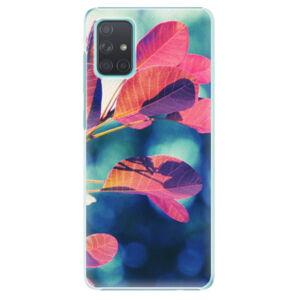 Plastové puzdro iSaprio - Autumn 01 - Samsung Galaxy A71