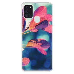 Plastové puzdro iSaprio - Autumn 01 - Samsung Galaxy A21s
