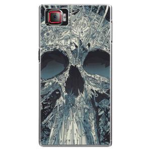 Plastové puzdro iSaprio - Abstract Skull - Lenovo Z2 Pro