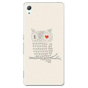 Plastové puzdro iSaprio - I Love You 01 - Sony Xperia Z3+ / Z4