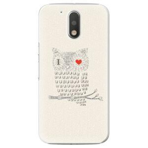 Plastové puzdro iSaprio - I Love You 01 - Lenovo Moto G4 / G4 Plus