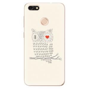 Odolné silikónové puzdro iSaprio - I Love You 01 - Huawei P9 Lite Mini